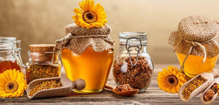 Công cụ bảo quản mật ong bằng chai lọ thủy tinh